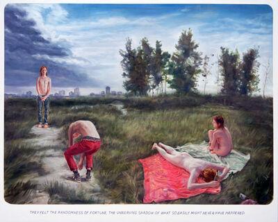 Muntean & Rosenblum, 'Untitled (They felt the randomness...)', 2013