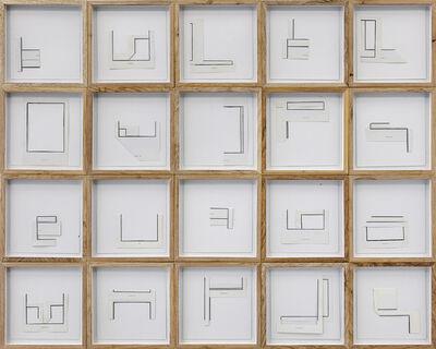 Nino Cais, 'Dobras [Fold]', 2020