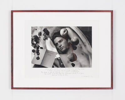 Duane Michals, 'These Relics of His Dream', 1991