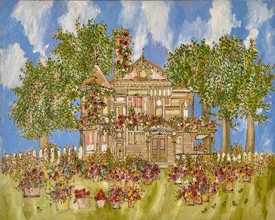 Susan Pear Meisel, 'Victorian House', 1976