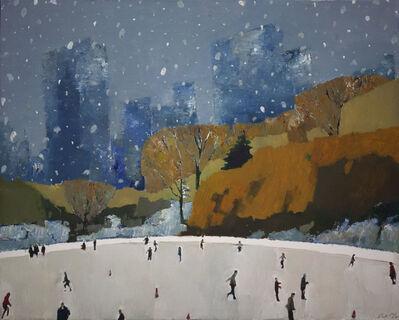 Danny McCaw, 'First Snow', 2020