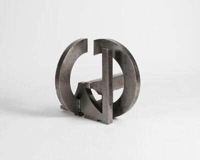 Marino di Teana, 'Cercle Désintégré En Action', 1964/2004