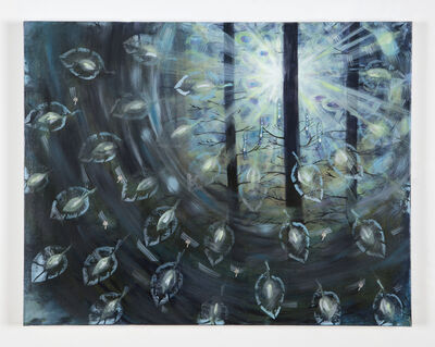 Katerina Lanfranco, 'Komorebi (Light Splintering Through Trees)'