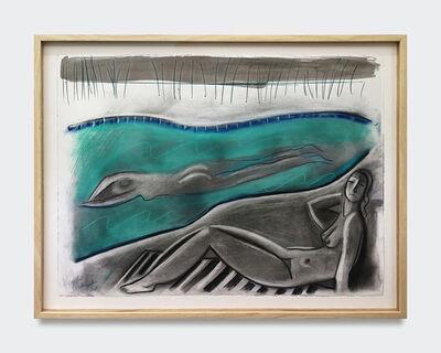 Danielle Orchard, 'Swim', 2020