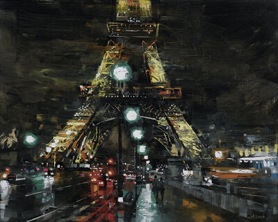 Mark Lague, 'Through the Tower', 2020