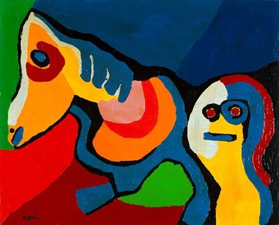 Karel Appel, 'Untitled', 1971