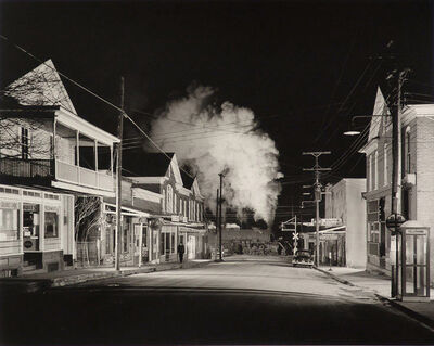 O. Winston Link, 'Ghost Town, Stanley, Virginia', 1957