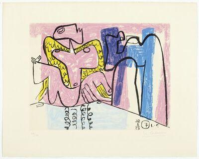 Le Corbusier, 'From: Unité', 1963