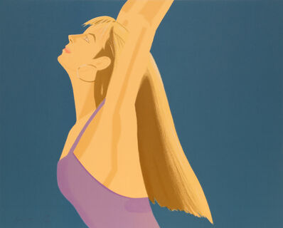Alex Katz, 'Night: William Dunas Dance 3 (Pamela)', 1983