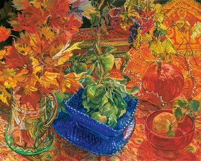 Janet Fish, 'Pumpkin', 2008
