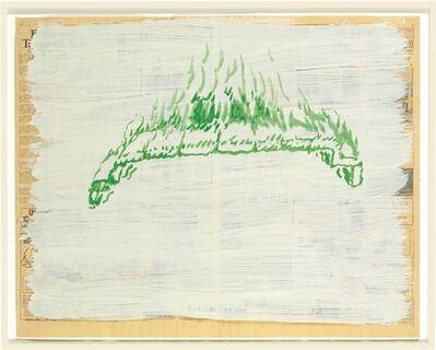 Paul Thek, 'Burning Bridge'