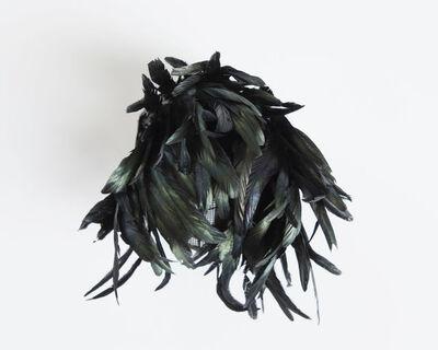 Allison Janae Hamilton, 'Rooster Wire Mask', 2020