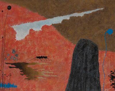 Yohanan Simon, 'Israeli Landscape', 1962