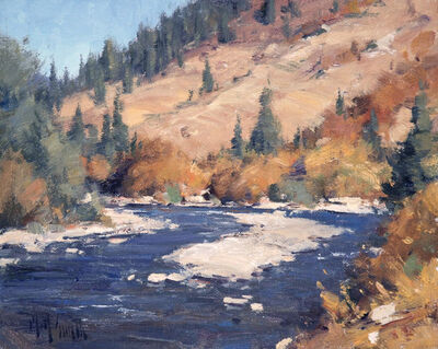 "Matt Smith, '""October on the Gunnison""', 2017"