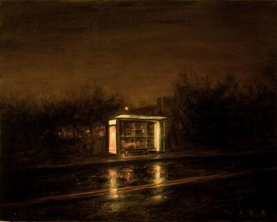 Dan Witz, 'Bus Shelter I', 2010