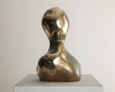 "Rogan Gregory, '""Preternatural bust #012""', 2018"