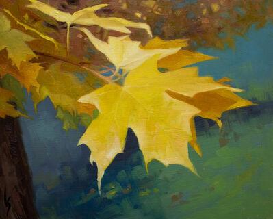 Kirsten Savage, 'Last Leaves', 2015