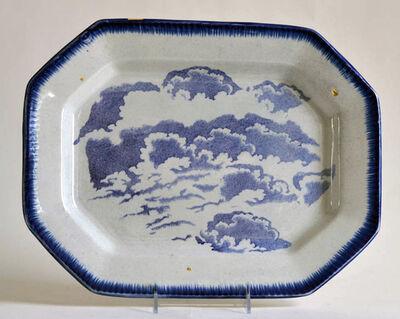 Paul Scott, 'Scott's Cumbrian Blue(s), American Scenery, Clouds No. 2 (After Cadre and Lisa)', 2015