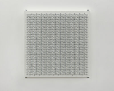 Alexander Reben, 'OS WL 481 1XMV2 (hooks and eyes)', 2016