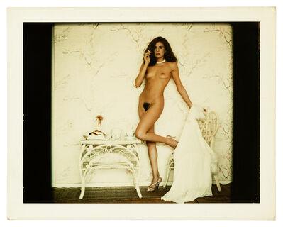 Antonio Guerreiro, 'Playboy, Sandra Brea', 1982