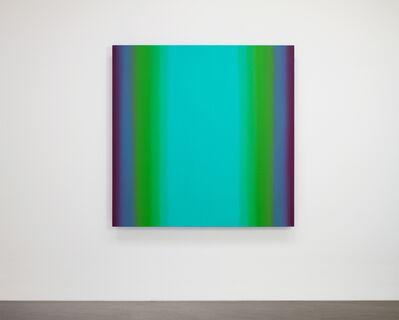 Ruth Pastine, 'Inevitability of Truth 2-S6060 Square (Red Green), Inevitability of Truth Series', 2015