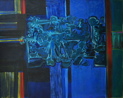Ted Godwin, 'Night Bone', 1964