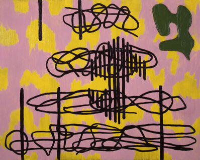 Jonathan Lasker, 'TODAY'S FREEHAND ', 1988