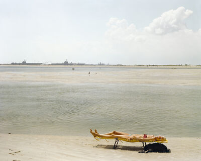 Joel Sternfeld, 'Little Talbot Beach, Florida, September 1980', 1980