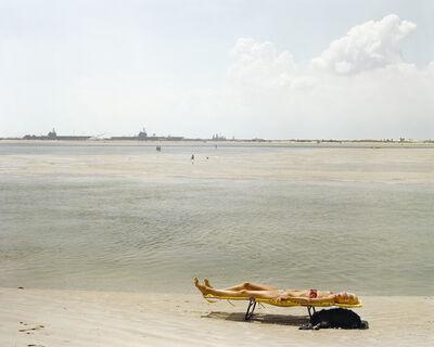 Joel Sternfeld, 'Little Talbot Beach, Florida, September 1980', 1980