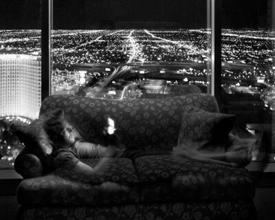 Matthew Pillsbury, 'Nathan Noland, Mario Kart DS, The Star Cup, Wynn Las Vegas, Monday, July 31st, 2006, 0:34-0:52 a.m.', 2006