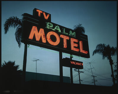 Mark Chamberlain, 'TV Palm Motel, from the Future Fossils series', 1977 / 1979