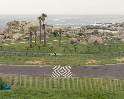 Vincent Bezuidenhout, 'Maidens Cove, Separate Amenities Series', 2011