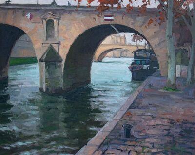 Réjean Roy, 'Sous les ponts', 2019