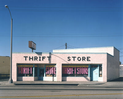 John Humble, '719 Lincoln Boulevard, Venice, May 13, 1995', 1995