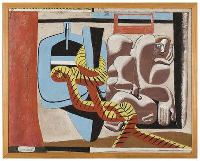Le Corbusier, 'Marie Cuttoli', 1936