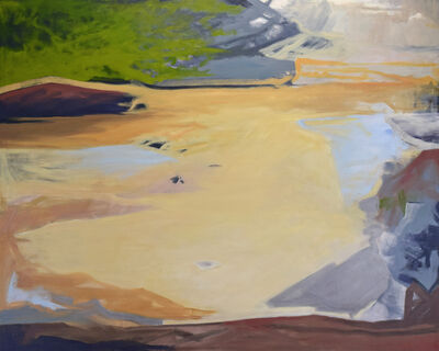 Harold Joiner, 'Creekbed Abstraction', 2019