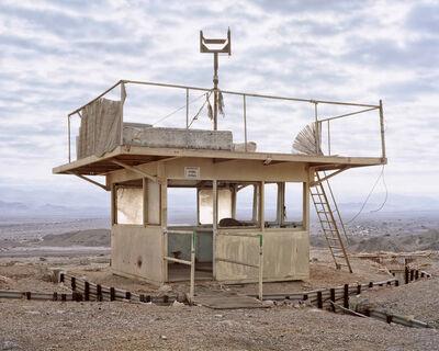 Roei Greenberg, 'Alone, watch tower near Pharan, the Arava', 2016