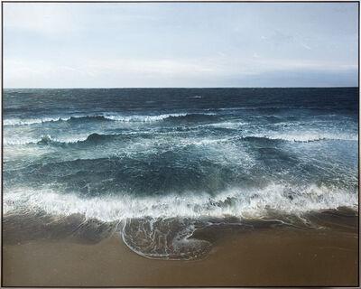 Ron Bolt, 'Surf at Porthmeor', 1988