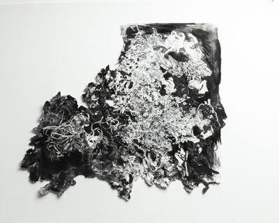 Debra Weisberg, 'Collaged Drawing 003', 2021