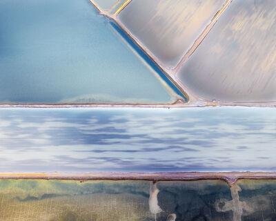 David Burdeny, 'Blue Ponds 03, Shark Bay, Australia', 2015