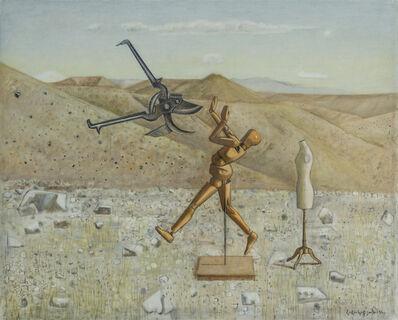 Hagop Hagopian, 'Ancient Story', 1994