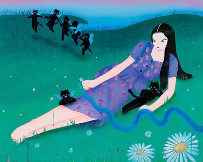 Jang Koal, 'The Silent Garden of Black Cats', 2020