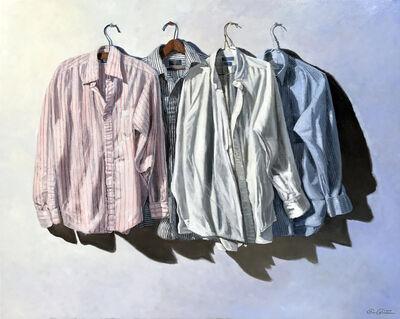 Eric Forstmann, 'Big Brothers (Shirts)', 2017