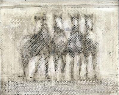 Alicia Rothman, 'Four Horses', 2013