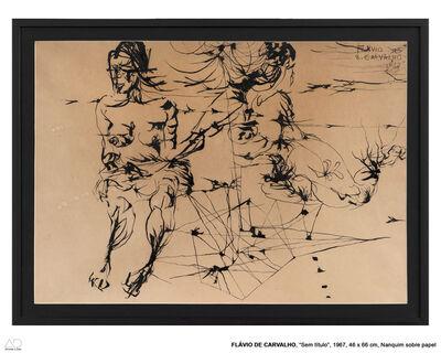 Flávio de Carvalho, 'Untitled', 1967