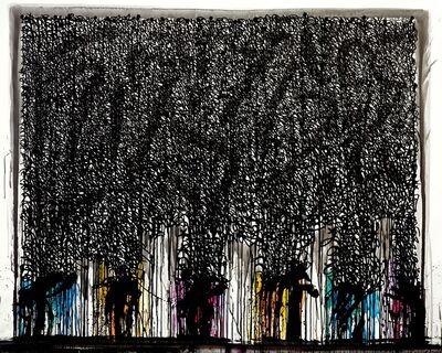 JonOne, 'Gate Keeper for da Wind ', 2011