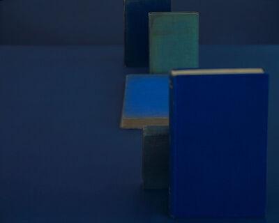 Mary Ellen Bartley, 'Diebenkorn Blues, from the series Blue Books', 2004