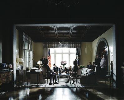 Andreas Mühe, 'USA Botschaftler Murphy', 2012