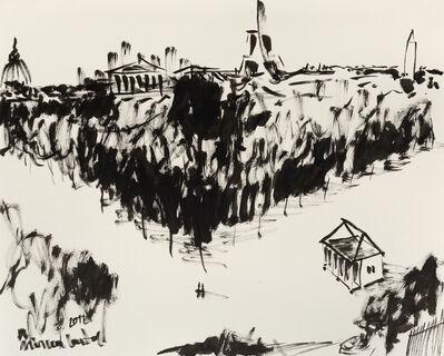 Mircea Cantor, 'Ma maison dans les Tuileries', 2012