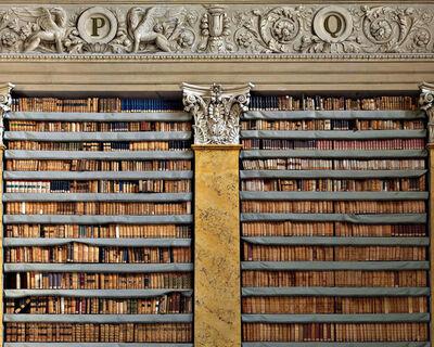 Massimo Listri, 'Biblioteca Palatina, Parma, Italy | World Libraries', 2011
